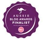 Aussie Blog Awards Finalist 2014