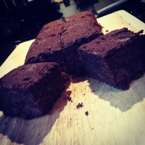 coconut- sweet- potato-brownies