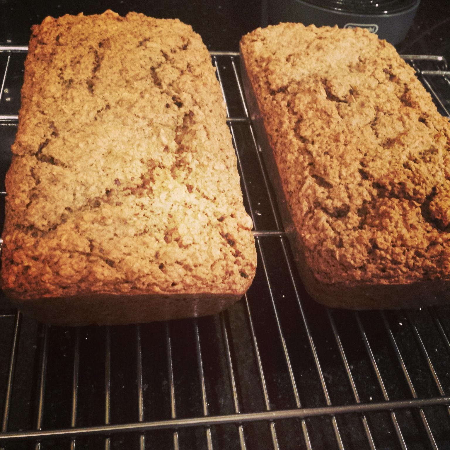 Hazelnut & Almond Milk Oat Bread | Irish Food Goddess